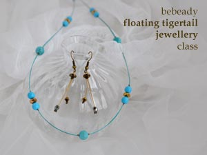 bebeady floating tigertail designs