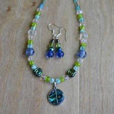 Kathleen's tigertail jewellery