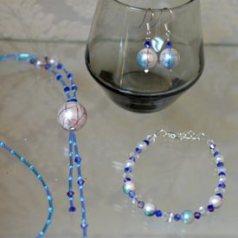 Margaret's beaded jewellery