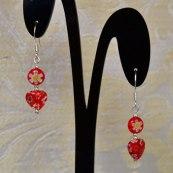 Lesley's earrings