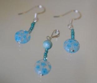 Lorna's earrings