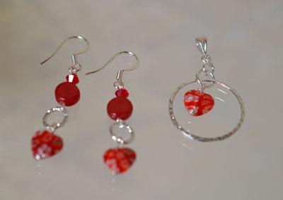 Louisa's earrings